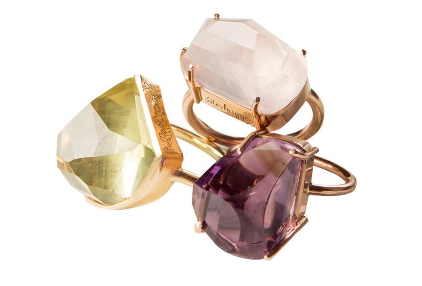 Meshugge® Jewelry/Kunsthandel Orth-Blau